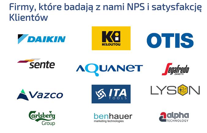 Firmy, która badaja NPS z ProOptima