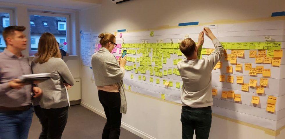 Projektowanie mapy podróży docelowej CJM to BE z ProOptima