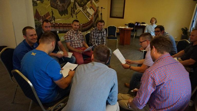 Tomasz Kalawa z ProOptima warsztaty doskonalące kompetencje liderów CX