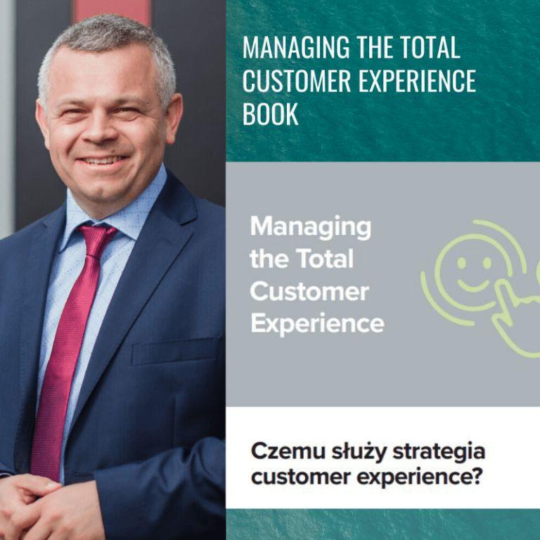 Managing the Total Customer Experience - ebook_CEM_ProOptima&SalesManago